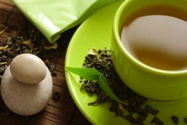 Korea's tea imports spike in 2013
