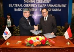 Bank Indonesia and Bank of Korea Bilateral Currency Swap Arrangement