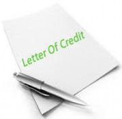 Terms of Use Letter Of Credit To Export of Certain Goods