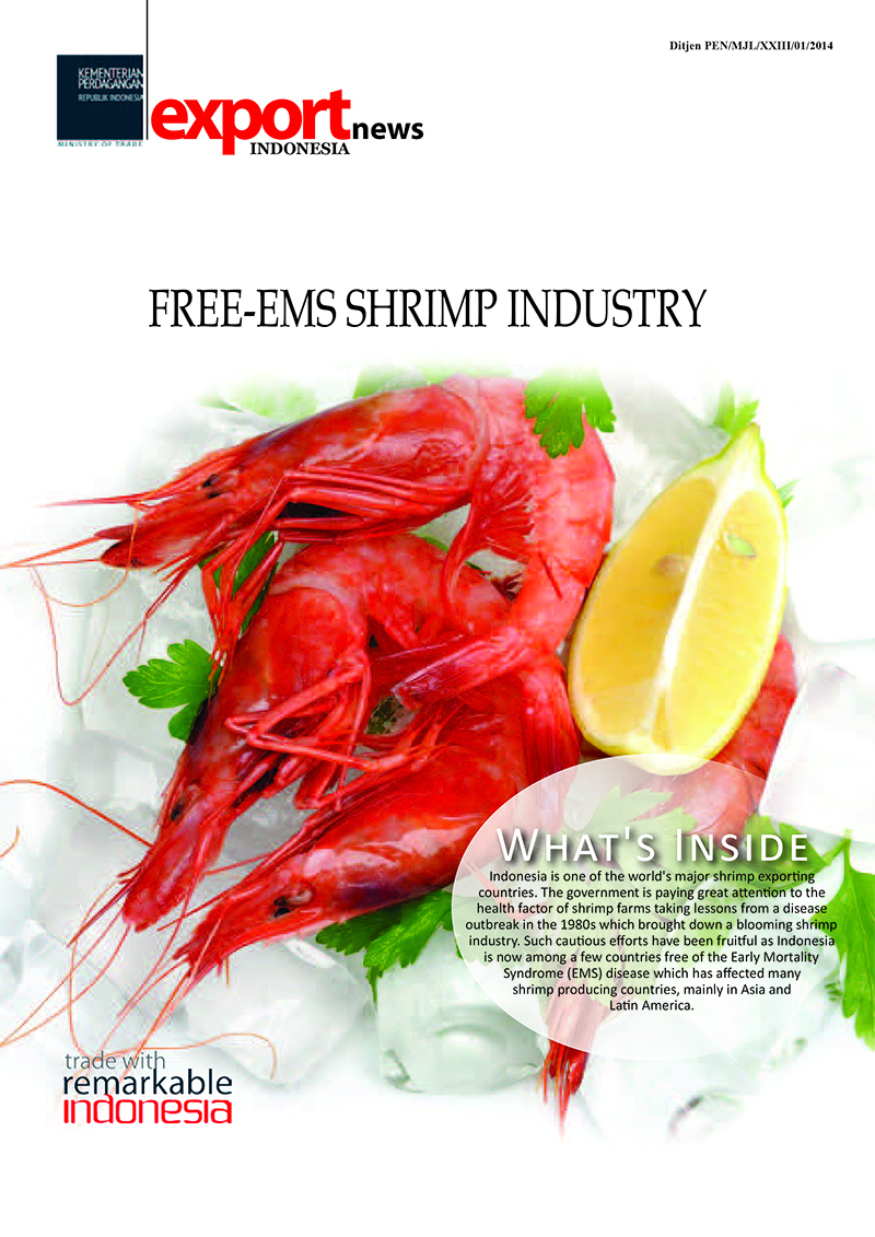 Free EMS Shrimp Industry