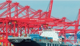 Busan Port's Container Traffic Growht Rate 3rd Highest among World's Top 10 Ports
