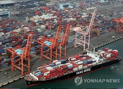 S. Korea Fares Better than Singapore, Taiwan in Exports