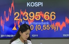 Foreign investors bought up Asian stocks amid US rate hikes