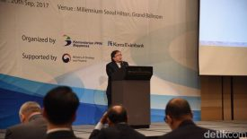 Head of National Development Planning Agency RI Invites South Korean Investors to Build Infrastructure in RI