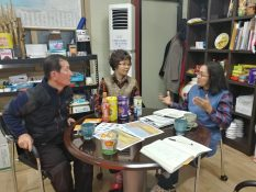 ITPC Busan Visited Hanapia Co.Ltd