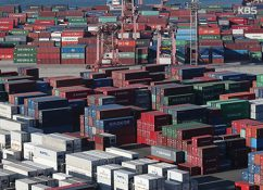 S. Korea's Exports Growth Rank 8th among Top 10 Exporters