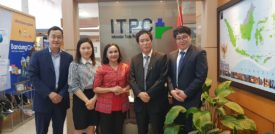 TK Corp Visited ITPC Busan