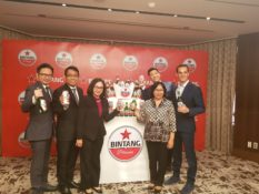 """Indonesia beer """"Bintang"""" was announced to sell in Korea"""
