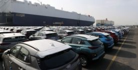 Korea's exports nearly flat in June