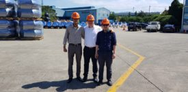 ITPC Busan visited tk corporation