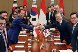 S. Korea, Indonesia to Expand Economic Cooperation in Diverse Fields