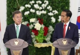 Indonesian president due in Seoul next week for summit with Moon