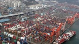 Korea's exports fall in first 10 days of Nov