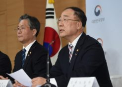 S. Korea to offer incentives to firms over job creation