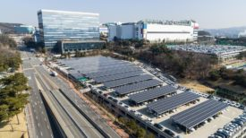 Samsung to switch all company cars to eco-friendly vehicles by 2030